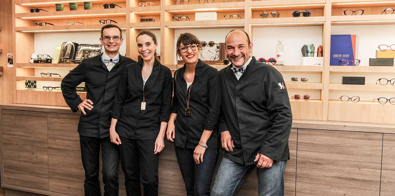 Edgard Opticiens Orléans équipe