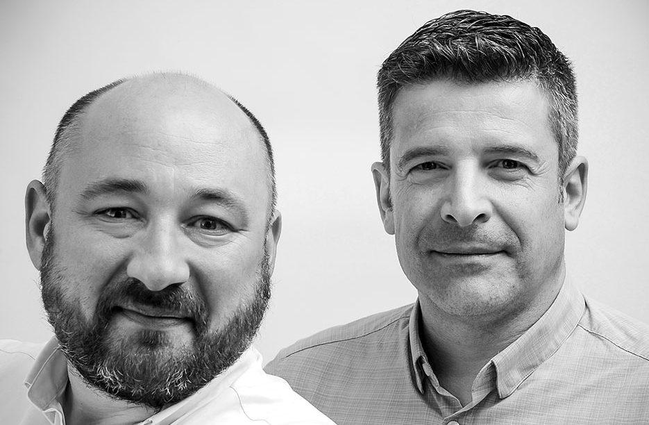 Julien Quesnel et Jean-François Porte